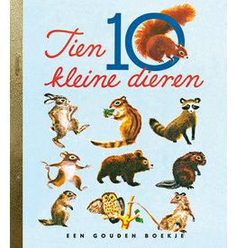 Gouden Boekjes GB: Tien Kleine Dieren