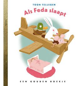 Gouden Boekjes GB: Als Feda Slaapt