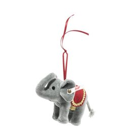 Steiff Weihnachtselefant - Steiff 006050