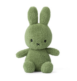 nijntje Miffy Sitting Terry Jungle Green