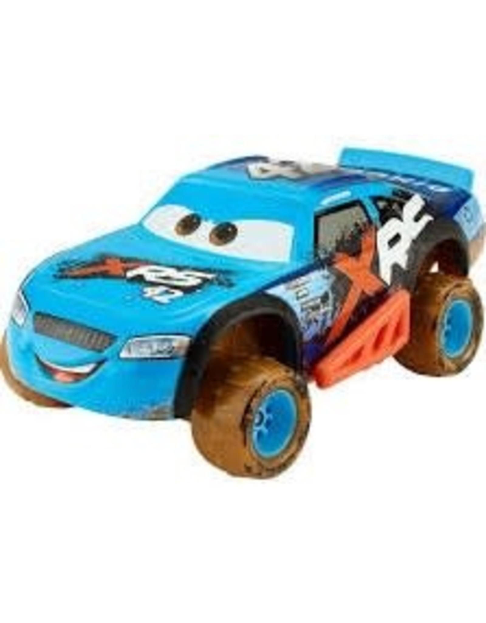 Mattel Cars XRS Mud Racing Cal Weathers