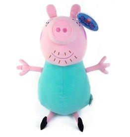 Hasbro Peppa Pig Pluche - Daddy Pig