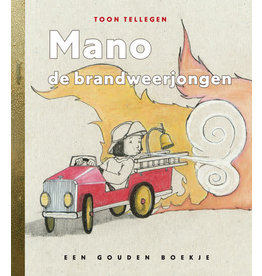 Gouden Boekjes GB: Mano de Brandweerjongen