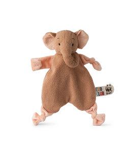 WWF Ebu Elephant Knuffeldoek Roze