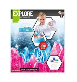 Explore - Crystal Factory