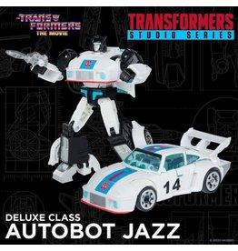 Hasbro Transformers Studio Series 86 Deluxe Jazz