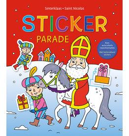 Deltas Sinterklaas Sticker Parade