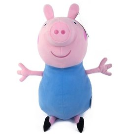 Hasbro Peppa Pig Pluche - George