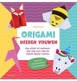 Deltas Origami Dieren Vouwen