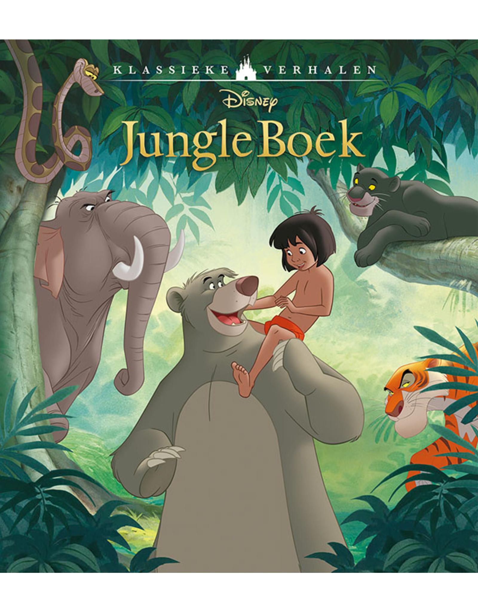 Deltas Disney Klassieke Verhalen - Jungle Boek