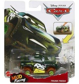 Mattel Cars XRS Mud Racing Trunk Fresh