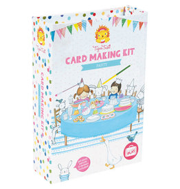 """Tiger Tribe Card Making Kit """"Party"""""""