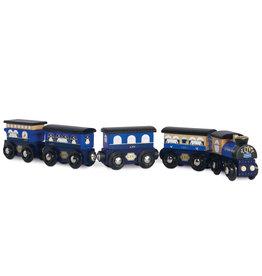 Le Toy Van LTV - Twilight Train Blue
