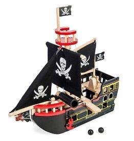 Le Toy Van LTV - Barbarossa Pirate Ship