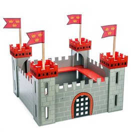 Le Toy Van LTV - My First Castle