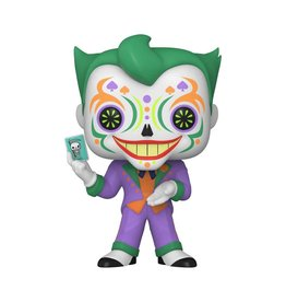 Funko Pop! Funko Pop! Dia de los DC - Joker