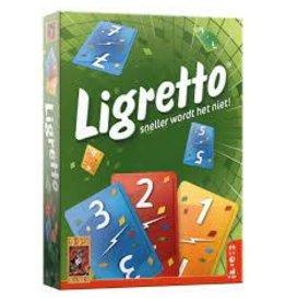 999 Games Ligretto Groen