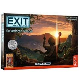 999 Games Exit - De Verloren Tempel