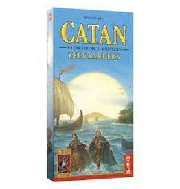 999 Games Catan - De Zeevaarders 5/6 Spelers
