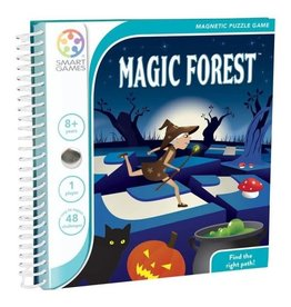 SmartGames Smart Games Magnetic Travel Game - Magic Forest