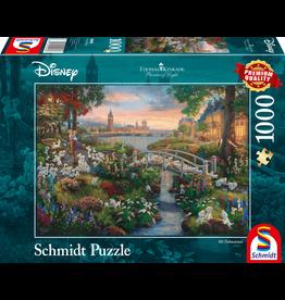 "Schmidt Disney Puzzel ""101 Dalmatiërs"""