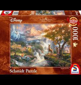 "Schmidt Disney Puzzel ""Bambi"""