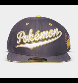 Pokemon Pokemon Pikachu Old School Baseball Cap