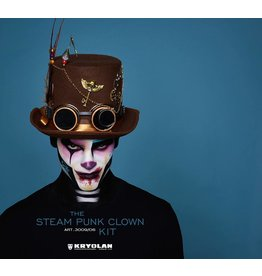 Kryolan Steam Punk Clown Kit