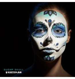 Kryolan Sugar Skull Kit