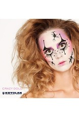 Kryolan Crazy Doll Kit