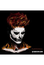 Kryolan The Flaming Skull Kit