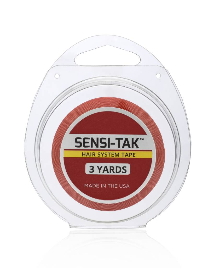 Walker tape Walker Tape Sensi-Tak Redliner rol - 2,75m 25mm - Schone haarwerktape voor wekelijkse vervanging