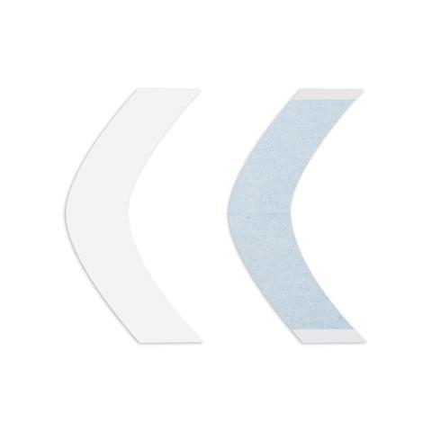 Walker tape lace front Blue liner tape contour A
