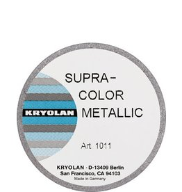 Kryolan Supra Color 8ml Metallic Silver