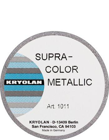 Kryolan Supra Color vetschmink Metallic Silver