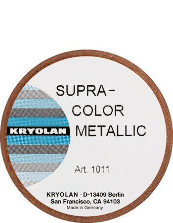 Kryolan Supra Color vetschmink Metallic bronze