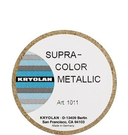Kryolan Supra Color 8ml Metallic Gold