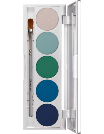 Kryolan Shades, kleur Dublin, 5 colors