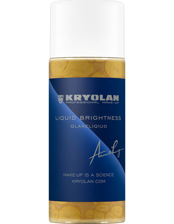 Kryolan Glanzliquid kleur gold