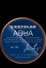 Kryolan Aquacolor 55ml - bruin - kleurcode  NG2