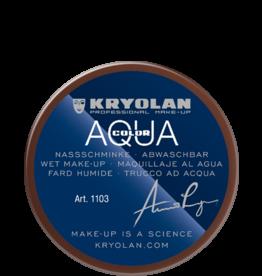 Kryolan Aquacolor 55ml - bruin (NG2)