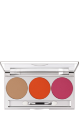 Kryolan Eye Shadow Trio Set Goddess Matt