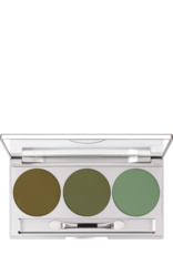 Kryolan Eye Shadow Trio Set Oasis Matt