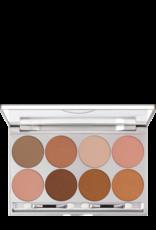 Kryolan Glamour Glow Palette 8 kleuren  Essenc
