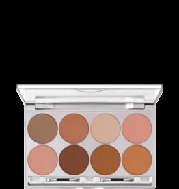 Kryolan Glamour Glow Palette 8 kleuren  Essence