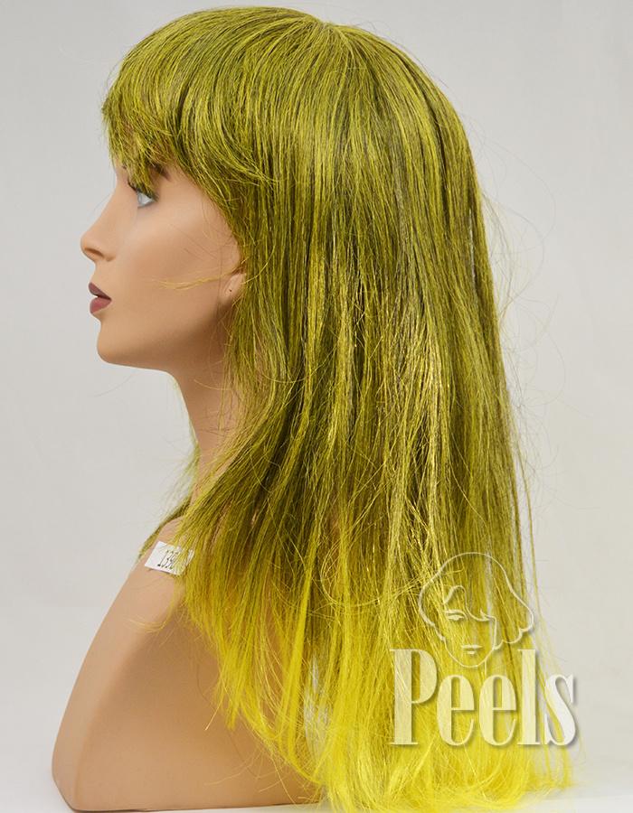 Peels haarmode Yellow & black