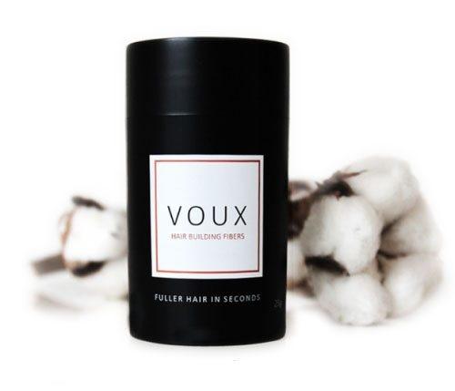 Peels haarmode Voux hari building fibers