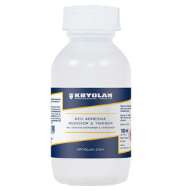 Kryolan NEO Adhesive remover & Thinner 100 ml (voorheen medische mastix remover)