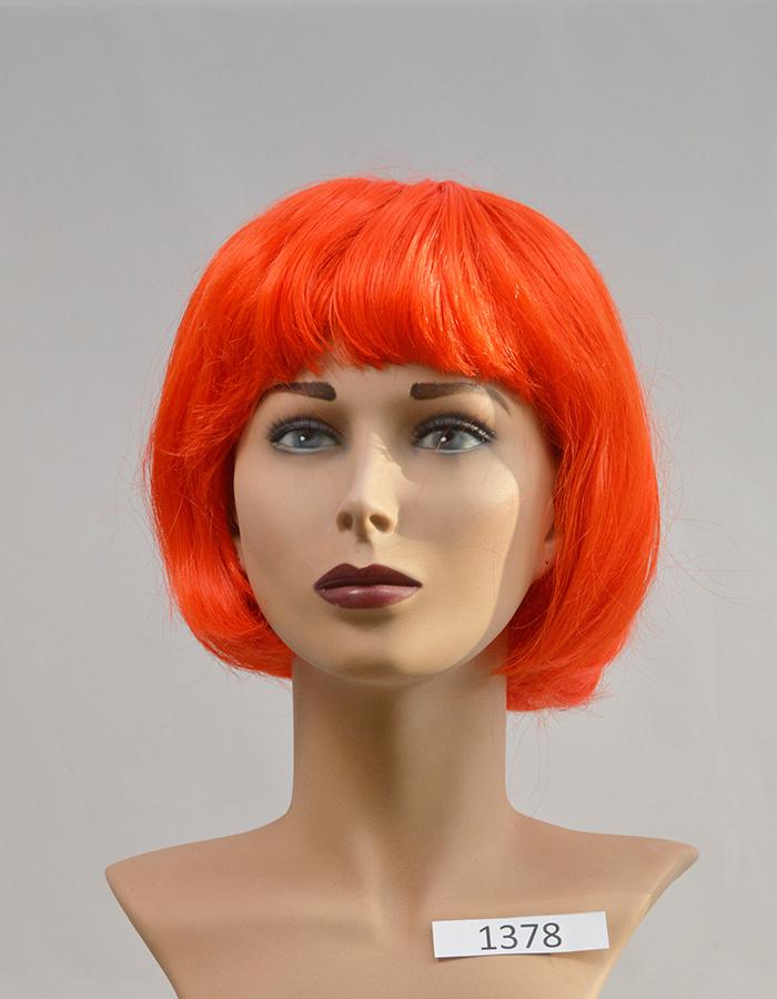Peels haarmode Red