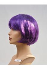 Peels haarmode Dark purple